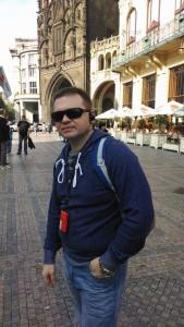 Паша Сысоев для интервью
